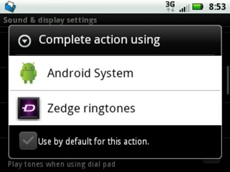 how to use mp3 as ringtone on android