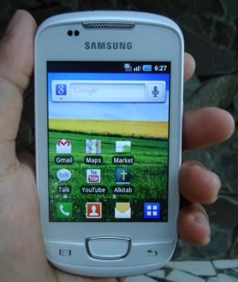 samsung galaxy mini pop plus review