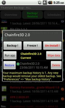 titanium backup android free